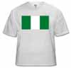 nigeria, flag t-shirt, buy
